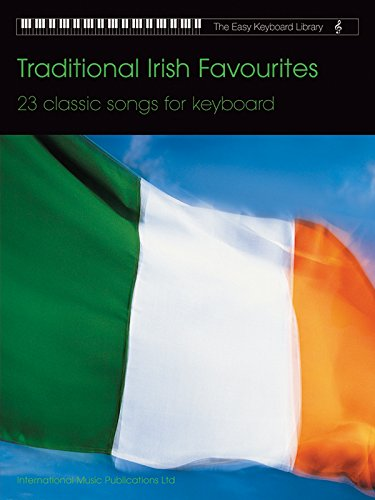 9781859093993: Traditional Irish Favourites: 23 Classic Songs for Keyboard (The Easy Keyboard Library)