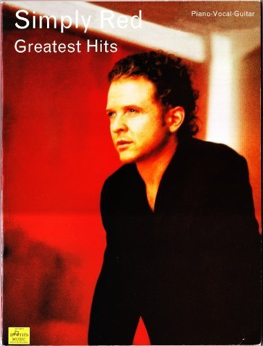 Simply Red, Greatest Hits Songbook (Piano /