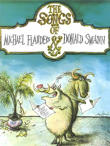 9781859094396: The Songs of Michael Flanders and Donald Swann