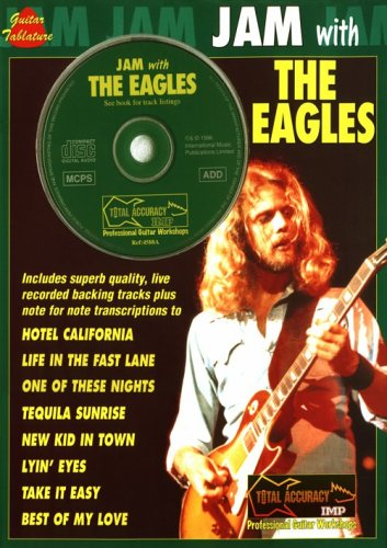 Jam with the Eagles: Guitar/Vocal (Book & CD): Eagles