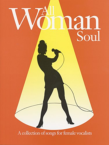 9781859095379: All Woman -- Soul: Piano/Vocal/Guitar