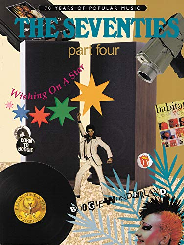 9781859095478: Seventies Part 4 (70 Years of Popular Music)