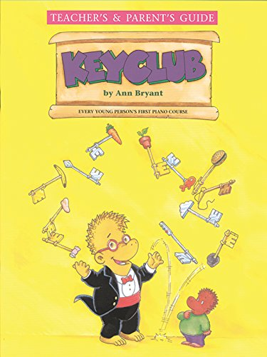 9781859095959: Keyclub Teacher's/Parent's Guide (Faber Edition: Keyclub)