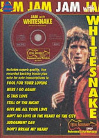 9781859096093: Jam Jam Jam With Whitesnake