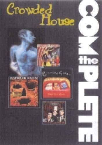 9781859096253: The Complete Crowded House: The Complete Chordbook