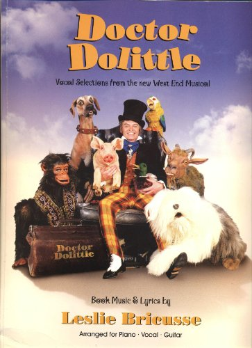 9781859096277: Doctor Doolittle: Various Selection - West End Show (Essential Musicals)