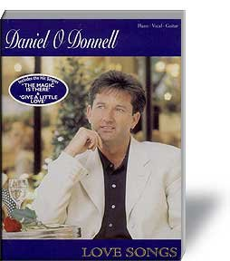 9781859096413: Daniel O'Donnell: Love Songs - Piano/Vocal/Guitar