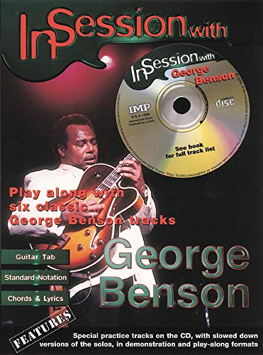 9781859096468: In Session with George Benson: Guitar Tab
