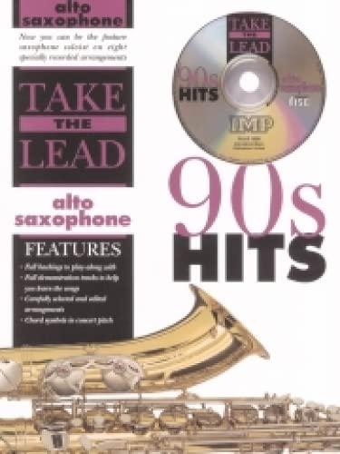 9781859096628: Take the Lead: 90s Hits (Alto Saxophone) +CD