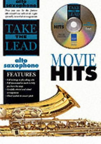 9781859097052: Movie Hits: (Alto Saxophone) (Take the Lead)