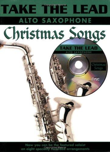9781859097434: Christmas Songs: (Alto Saxophone) (Take the Lead)