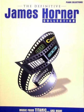 9781859097496: James Horner Definitive Collection: (Piano, Vocal, Guitar)