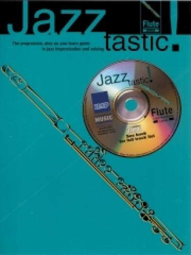 9781859097816: Intermediate Level: (Flute) (Jazztastic!)