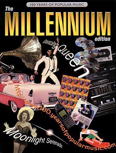 9781859098004: 100 Years of Popular Music Millennium Edition: (Piano, Vocal, Guitar) (Years of Pop Music)