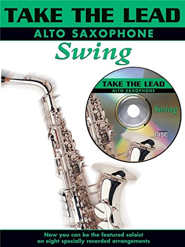 9781859098080: Take the Lead: Alto Saxophone - Swing (Book and CD)