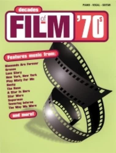 9781859098479: Decades of Film: The 70s: (Piano, Vocal, Guitar)