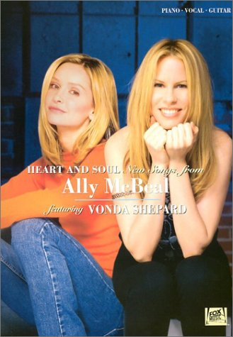 9781859098646: Heart and Soul -- New Songs from Ally McBeal: Piano/Vocal/Guitar