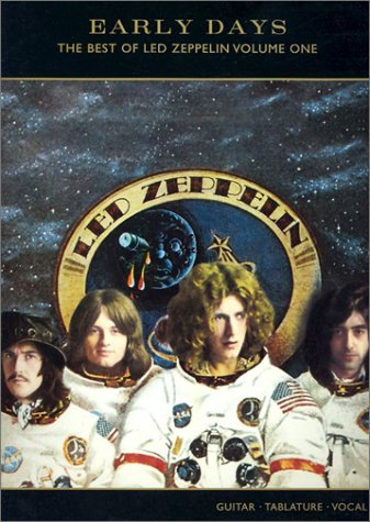9781859098813: Early Days -- The Best of Led Zeppelin, Vol 1: Guitar/TAB/Vocal