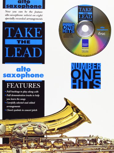 9781859099049: Take the Lead Number One Hits: Alto Saxophone (Book & CD)