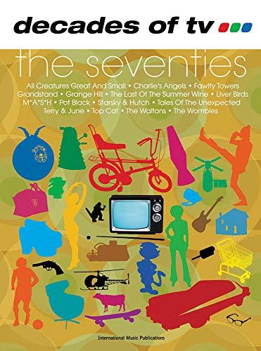 9781859099476: Decades of TV: The Seventies: (Piano/vocal/guitar)