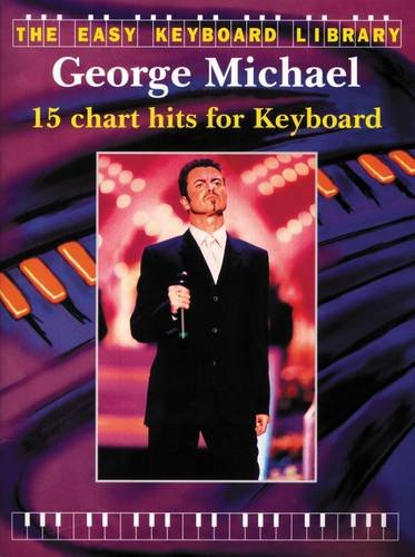 9781859099605: George Michael (Easy Keyboard Library)