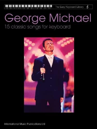 9781859099605: George Michael (Easy Keyboard Library)