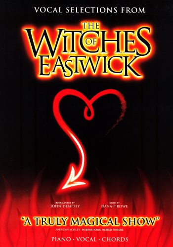 """9781859099636: """"Witches of Eastwick"""": (Vocal Selections)"""