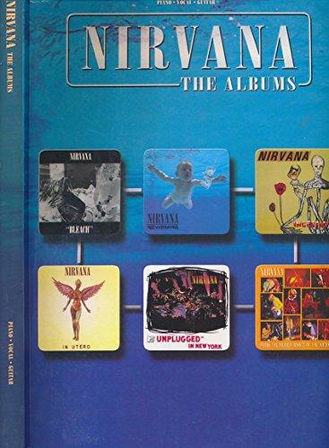 Nirvana: the Albums-piano/vocal/guitar-Sheet Music Book (a first: Nirvana