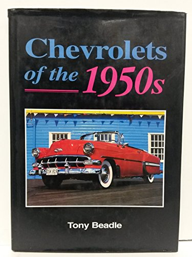 9781859150351: Chevrolets of the 1950's (Classics in Color Series)