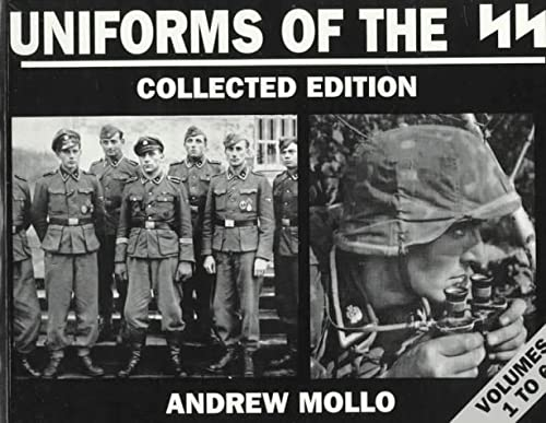 Uniforms of the SS: Hugh Andrew; Andrew