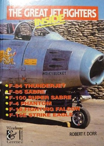9781859150764: Inside the Great Jet Fighters (Wings)