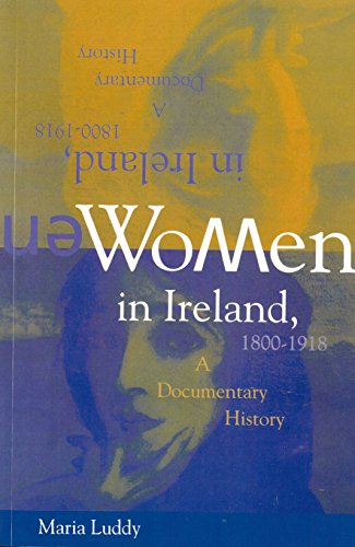 9781859180389: Women In Ireland 1800-1918: A Documentary History (Irish History)
