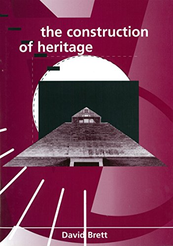9781859180532: The Construction of Heritage