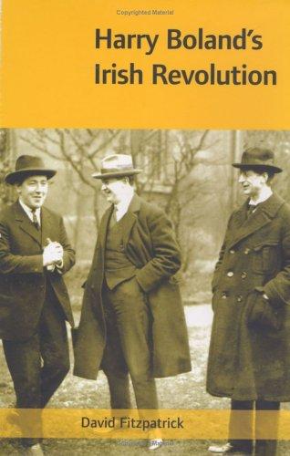 9781859182222: Harry Boland's Irish Revolution, 1887-1922 (Biography)