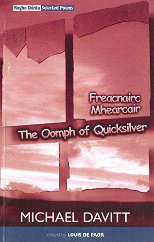 9781859182482: Oomph of Quicksilver/Freacnairc Mhearcair