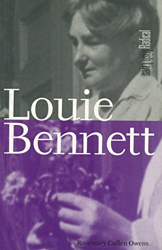 9781859183090: Louie Bennett (Radical Irish Lives)