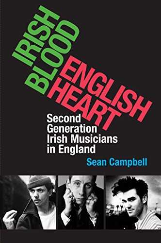 9781859184905: Irish Blood, English Heart: Second Generation Irish Musicians in England