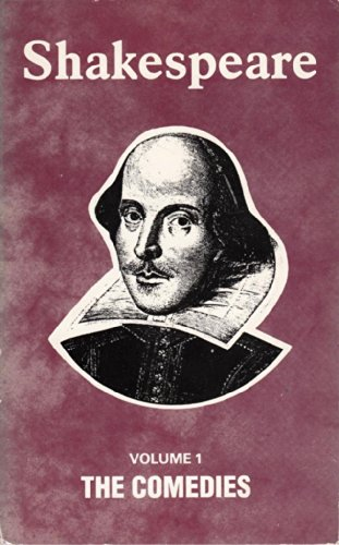 9781859260029: Shakespeare (SHAKESPEARE THE COMEDIES) [Paperback] by WILLIAM SHAKESPEARE