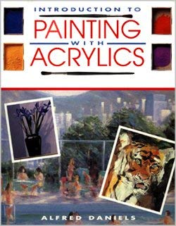 INTRODUCTION TO PAINTING WITH ACRYLICS