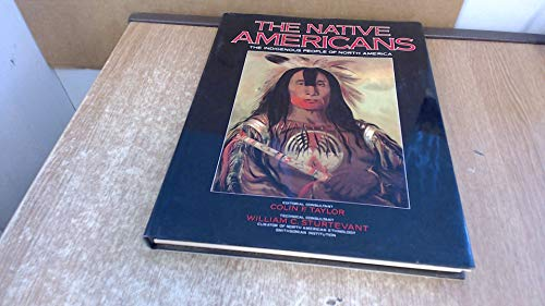 9781859270912: THE NATIVE AMERICANS THE INDIGENOUS PEOPLE OF NORTH AMERICA