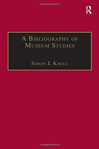 9781859280614: A Bibliography of Museum Studies