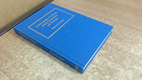9781859282038: A Bibliography for History, History Curatorship and Museums