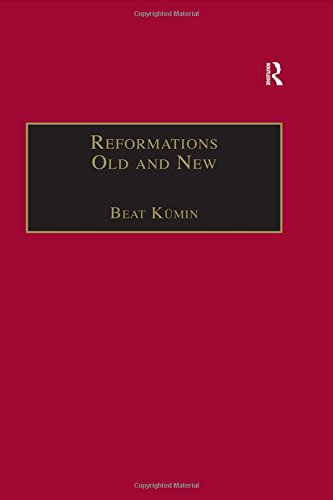 9781859282205: Reformations Old and New: The Socio-Economic Impact of Religious Change, c.1470–1630 (St Andrews Studies in Reformation History)
