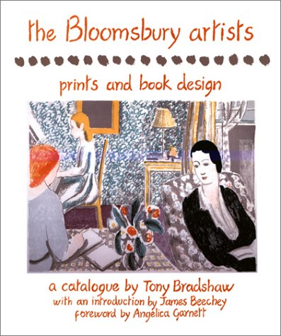 9781859282779: The Bloomsbury Artists: Prints and Book Designs
