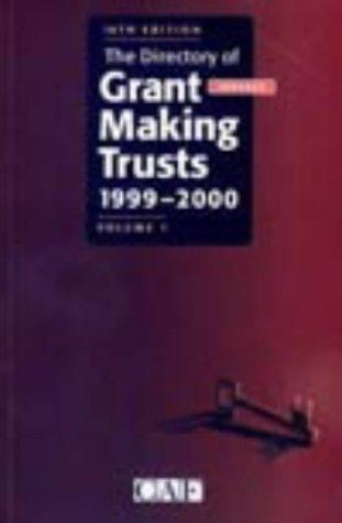 The Directory of Grant Making Trusts 1999-2000: Johanna Davis