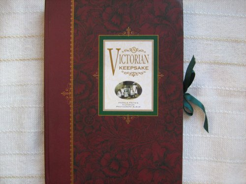 9781859370261: Victorian Keepsake - Francis Frith's Victorian Photograph Album