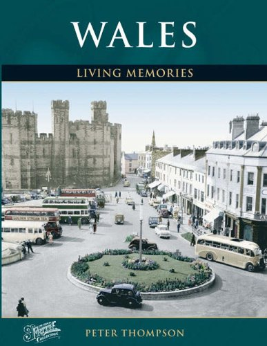 Francis Frith's Wales Living Memories: Francis Frith, Peter