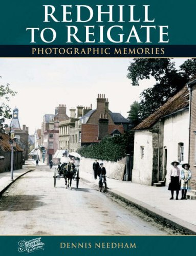 Redhill to Reigate (Photographic Memories) (1859375960) by Dennis Needham