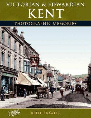 9781859376249: Victorian and Edwardian Kent (Photographic Memories)