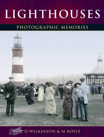 9781859376812: Lighthouses: Photographic Memories